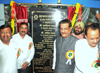 CHIEF MINISTER PRITHVIRAJ CHAVAN & DY CHIEF MINISTER AJITDADA PAWAR INAUGURATED EASTERN FREEWAY AT ORANGE GATE.
