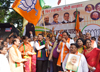 Mahayuti Victory Celebration in Mumbai.