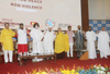 "On The Eve of 150th Mahatma Gandhi Birth Anniversary "" World Peace Through Non Violence "" at BSE Auditorium."