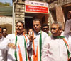 Mumbai South LS Congress Candidate & MRCC President Milind Deora Filed Nomination at Old Custom House Fort Mumbai.
