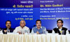 Press Conference by Union Minister Shri Nitin Gadkari on 100 Days of Modi Government.