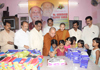 Congress Senior Leader Former MP Gurudas Kamat Birthday Celebrated with small Childrens in Salvation Army Tamil Chruch at Sion.