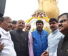 BHIM JYOT Inaugurated at Chaityabhumi Dadar by Minister Of State Ramdas Athawale .