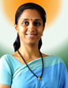 SUPRIYA SULE (MEMBER OF PARLIAMENT & CHIEF  RASHTRAVADI YUVATI CONGRESS).