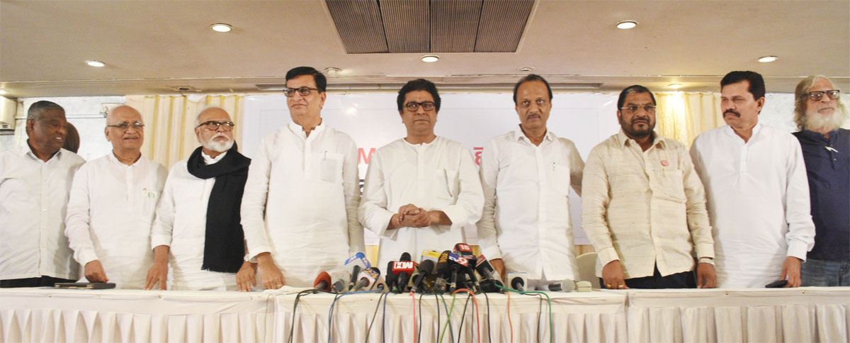 EVM-VVPAT Hatao Press Conference by all Opposition Party Leaders.